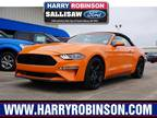2020 Ford Mustang Orange, new