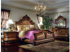 AICO by Michael Amini Tuscano queen size bedroom set