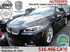 2014 BMW 5 Series 550i 550i 4dr Sedan