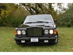 1989 Black Bentley Turbo