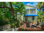 Key West Three BR Three BA, Charming home on a large corner lot in the