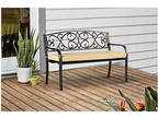 Park Bench Garden Porch Ardor Style Outdoor Deck RV Park