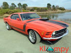 1970 Ford Mustang Boss 302 Calypso Coral