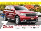 2015 Dodge Durango Red, 42K miles