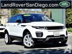 2016 Land Rover Range Rover Evoque SE Premium AWD SE Premium 4dr SUV