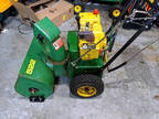 John Deere 522 Snowblower 5hp 22 inch