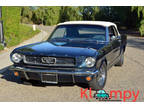 1965 Ford Mustang Convertible D-code 289ci V8 auto