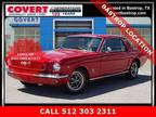 1966 Ford Mustang Red, 95K miles