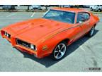 1969 Pontiac Gto Always Garaged