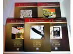 Led Zeppelin Authentic Guitar Tab Edition 5 Book Set: