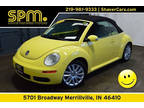 2008 Volkswagen New Beetle SE Convertible - Merrillville, IN