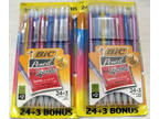 New BIC Xtra Sparkle Mechanical Pencils ( 2 packs of 27)