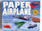 Paper Airplane Fold-A-Day 2010 Calendar, Good for Year 2021
