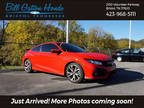 2018 Honda Civic Red, 12K miles