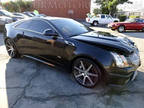 2012 Cadillac CTS-V Coupe 2dr Cpe