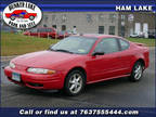 2004 Oldsmobile Alero Red, 97K miles