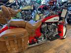 2019 Indian CHIEF VINTAGE ICN, RED/PEARL WHITE, 49ST VINTAGE LE