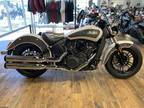 2020 Indian SCOUT SIXTY, WHITE/TITANIUM MET, 49ST SIXTY