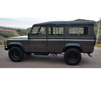 1984 LAND ROVER DEFENDER for sale is a Grey 1984 Land Rover Defender 110 Trim Car for Sale in Phoenix AZ