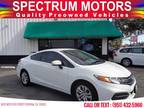 Used 2015 Honda Civic Coupe for sale.