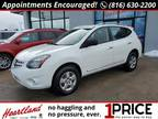 2014 Nissan Rogue Select White, 137K miles
