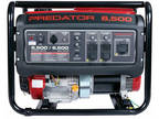 PREDATOR GENERATORS 6500 Watt Max Gas Powered Generator-