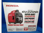 Honda EU2200I Super Quiet 2200 Watt Portable Inverter