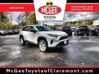 2019 Toyota RAV4 Hybrid White