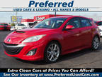 2012 Mazda MazdaSpeed3 Red, 89K miles