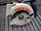 Porter Cable Saw Boss 345 Housings Guards Cord Switch Parts