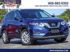 2020 Nissan Rogue Blue