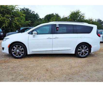 New 2020 Chrysler Pacifica FWD is a White 2020 Chrysler Pacifica Car for Sale in New Braunfels TX