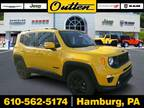 2019 Jeep Renegade Yellow