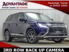 2018 Mitsubishi Outlander Blue, 40K miles