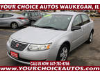2007 Silver Saturn Ion