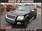2010 Ford Explorer Limited AWD SPORT UTILITY 4-DR