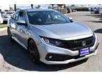 2019 Honda Civic Silver, new