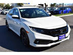 2019 Honda Civic SilverWhite, new