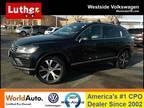 2017 Volkswagen Touareg Black, 40K miles