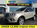 2017 Ford Escape Gold|White, 13K miles