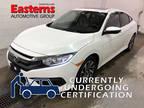Used 2016 Honda Civic Sedan White, 19.5K miles