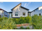 Portland 4 BR 3 BA, Exceptional Homes by Andre built modern
