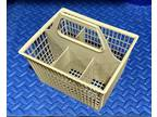 GE SILVERWARE BASKET #WD28X0265 FOR DISHWASHERS, see pics.
