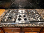 Kitchen Aid Gas Sealed Burner Cooktop
