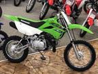 2020 Kawasaki KLX110L 110L