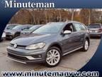 2019 Volkswagen Golf Alltrack GreySilver