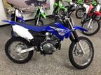 2019 Yamaha TT-R125LE LE