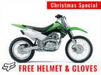 2020 Kawasaki KLX140L 140L