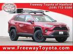 2020 Toyota RAV4 Red, new