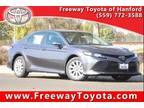 2020 Toyota Camry Gray, new